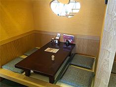 レストラン内3